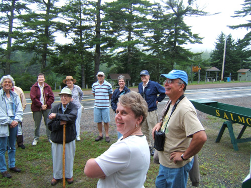 Birding Tour with George Archibald