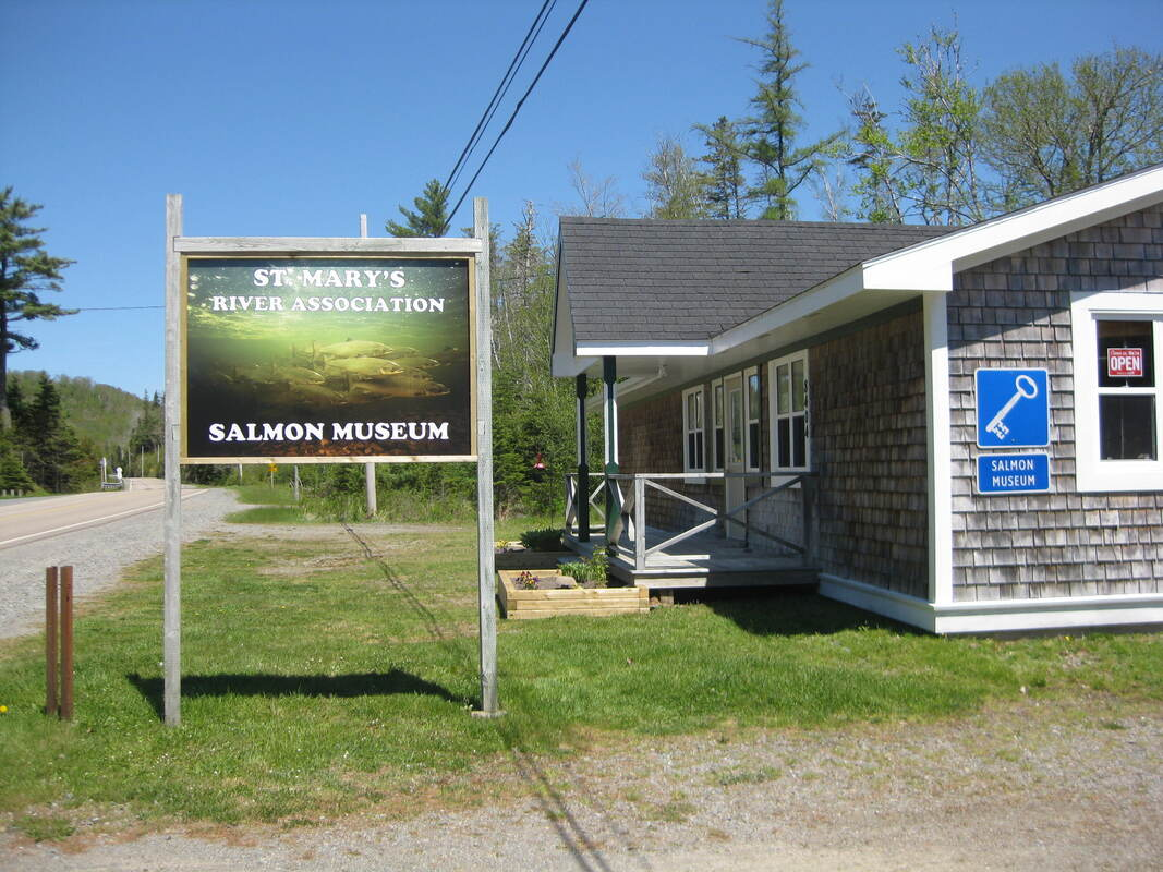 SMRA Interpretive Centre