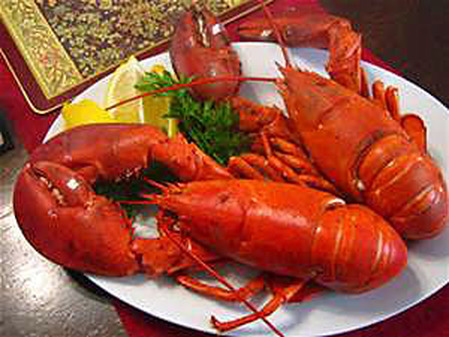 Fresh Wild Lobster